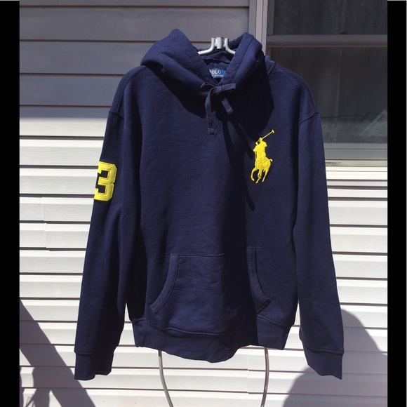brand new 56adf 8576a coupon code polo ralph lauren hoodie 8a4b3 78fd5